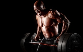 Bodybuilder Strength