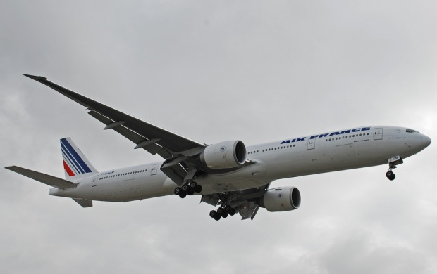 Boeing 777 Air France (click to view)