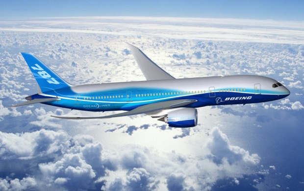 Boeing 787 (click to view)