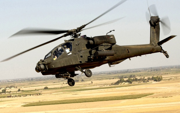 Boeing AH 64 Apache (click to view)