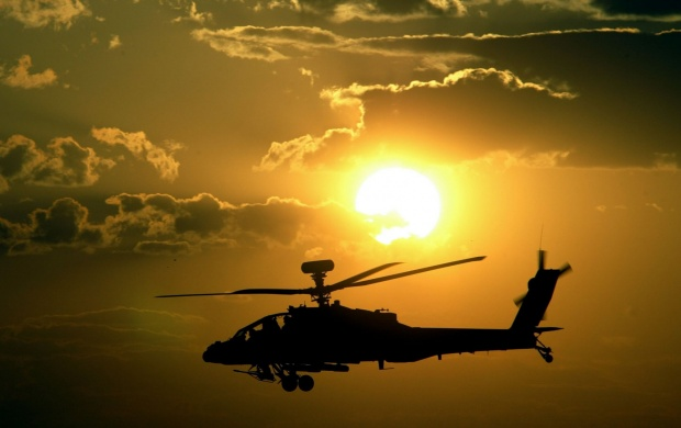 Boeing AH-64 Apache (click to view)