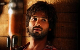 Bollywood Star Shahid Kapoor