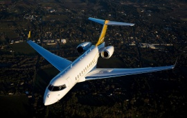 Bombardier Global 5000 Aircraft