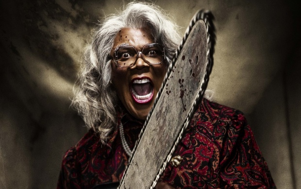 Boo A Madea Halloween Poster (click to view)