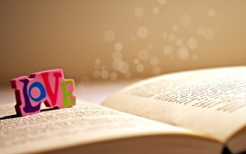 Book On Love Words