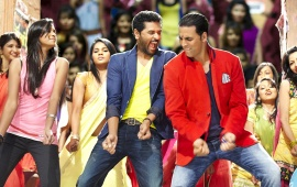 Boss 2013 Dance Stills