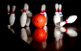 Bowling Skittles Sports