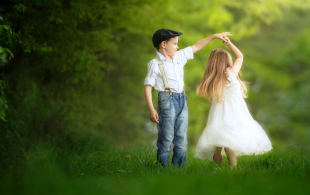 Boy And Girl Dance (click to view)
