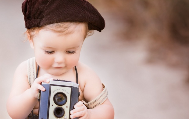 Boy With Camera (click to view)