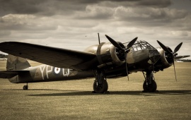 Bristol Blenheim Light Bomber