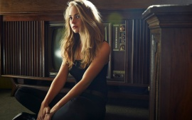 Britt Robertson The Hollywood Reporter