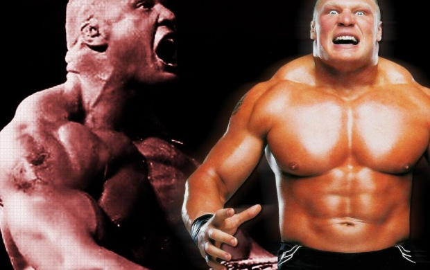 Brock Lesnar (click to view)