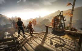 Brothers: A Tale Of Two Sons 2013