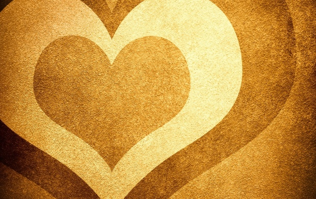 Brown Sands Heart (click to view)