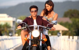 Bruna Abdullah Jimmy Shergill In Yea Toh Two Much Ho Gayaa