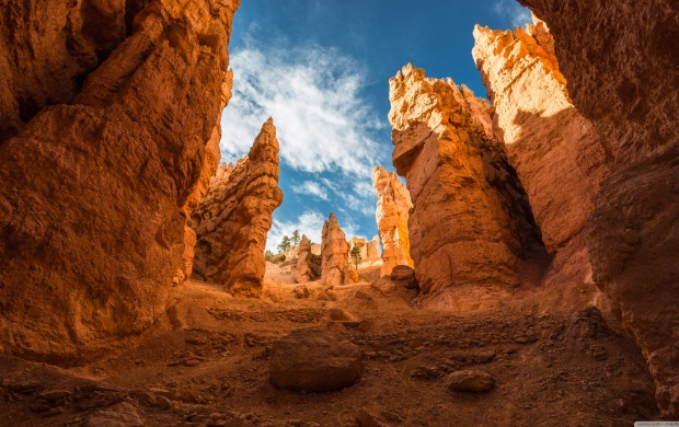 Bryce Canyon in Utah (click to view)