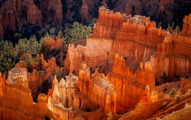 Bryce Canyon National Park Utah United States (click to view)