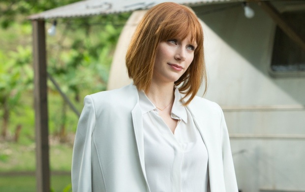 Bryce Dallas Howard In Jurassic World (click to view)