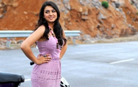Bubbly Beauty Hansika Motwani