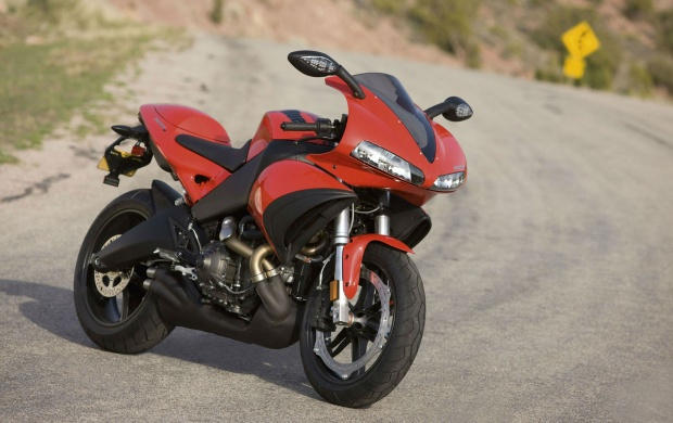Buell 1125R 2009 (click to view)
