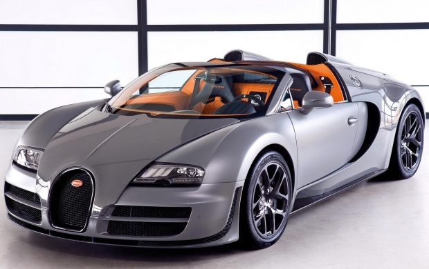 Bugatti Veyron Grand Sport Vitesse 2012 (click to view)