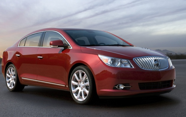 Buick Lacrosse Sedan 2010 (click to view)