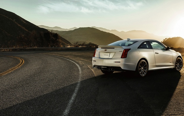 Cadillac ATS-V Coupe 2016 (click to view)