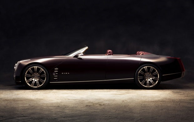 Cadillac Ciel Side 2011 (click to view)