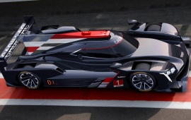 Cadillac DPi-VR Race Car 2017
