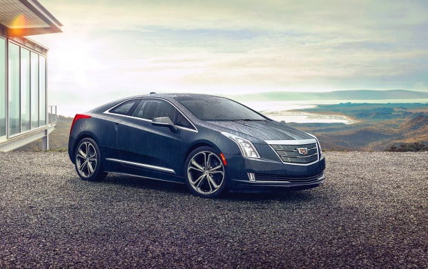 Cadillac ELR 2016 (click to view)