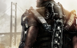 Call Of Duty: Advanced Warfare Soldiers
