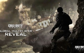 Call Of Duty: Ghosts Reveal
