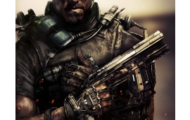 Call Of Duty Advanced Warfare Front View