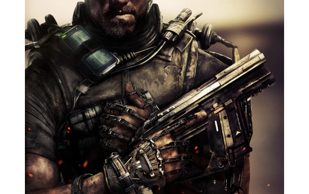 Call Of Duty Advanced Warfare Front View (click to view)