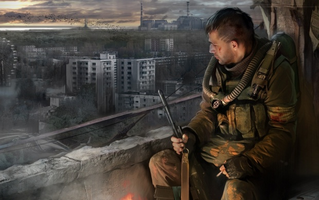 Call Of Pripyat Screenshots (click to view)