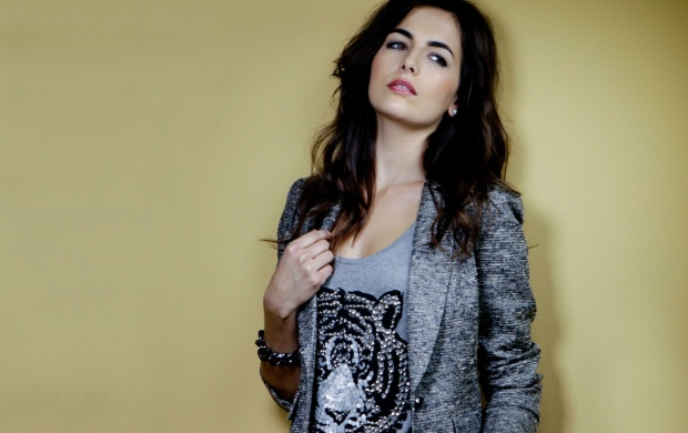 Camilla Belle In Bobstore Magazine (click to view)