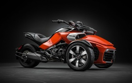 Can-Am Spyder F3-S Motorcycle 2015