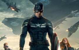 Captain America: The Winter Soldier New Posters