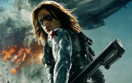 Captain America: The Winter Soldier Villain