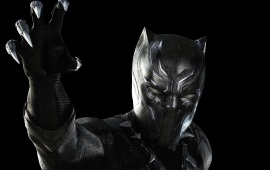 Captain America Civil War Black Panther