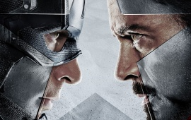 Captain America Civil War First Look
