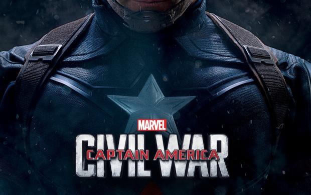 Captain America Civil War Marvel Poster (click to view)