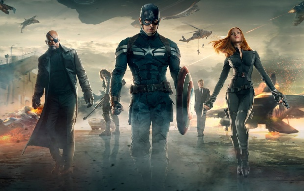 Captain America The Winter Soldier Movie (click to view)