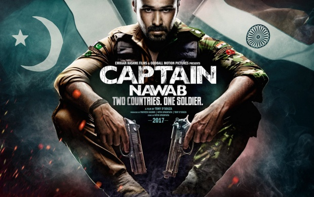 Captain Nawab First Look (click to view)