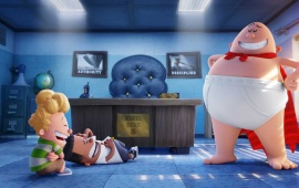 Captain Underpants 2017