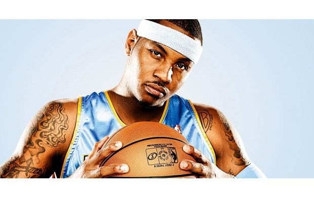 Carmelo Kiyan Anthony (click to view)