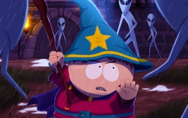 Cartman South Park: The Stick Of Truth 2014