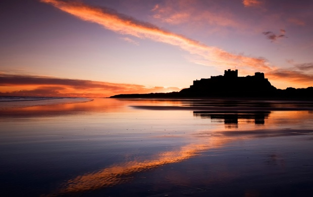 Castle Horizon Sky (click to view)