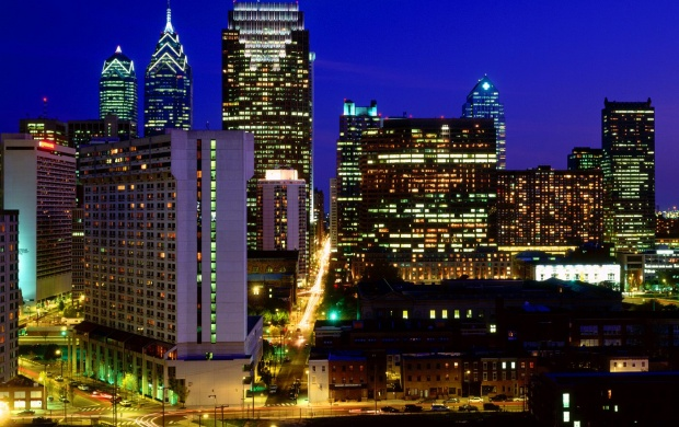 Center City Philadelphia (click to view)