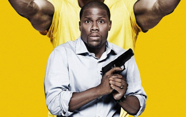 Central Intelligence Poster (click to view)
